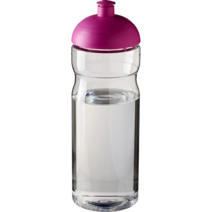 H2O Base met koepeldeksel 650 ml