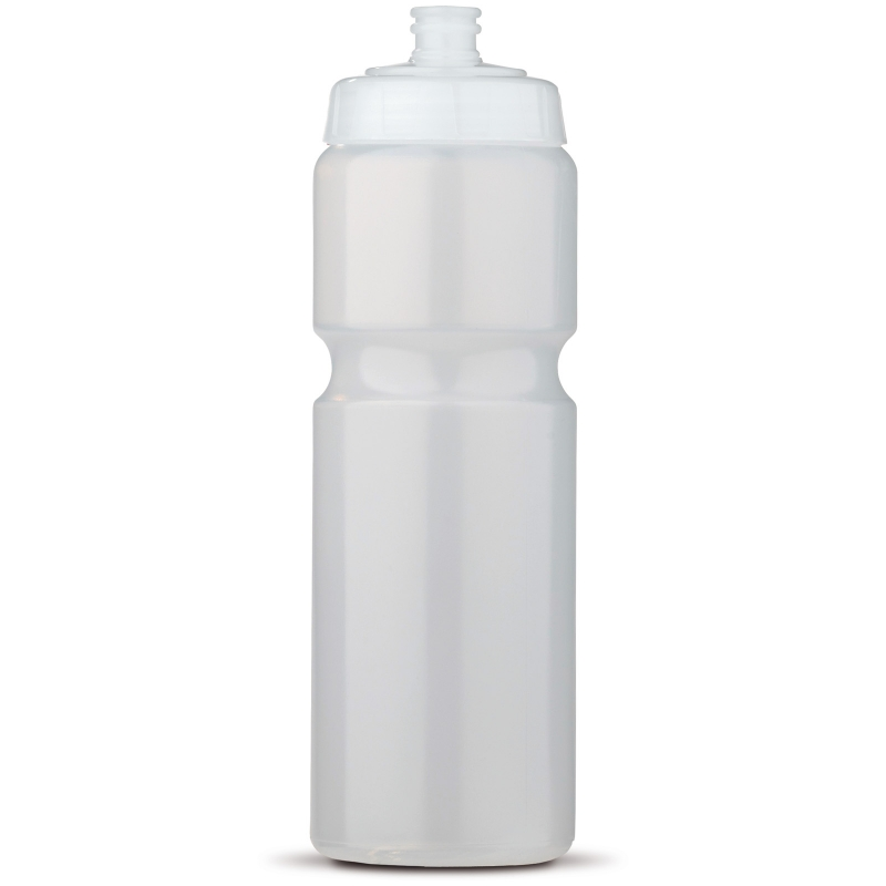 Sportbidon 750 ML transparant