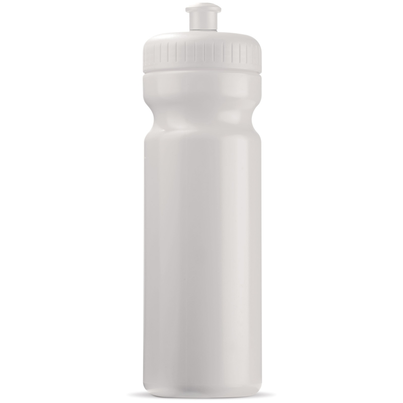 Sportbidon 750 ml wit